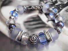 Icy Blue Winter Bracelet - Trollbeads Gallery Forum