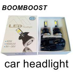 42.50$  Watch here - 2 pieces Led Car Headlights Light Bulbs Headlamp Fog Lamps 9006 HB4/H7/H8 H9 H11/H10 9005 HB3/H16 5202 12V 24V BOOMBOOST  #aliexpresschina