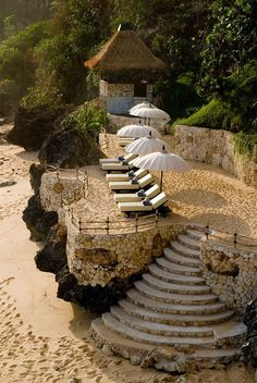 Bulgari resort, Pecatu beach, Bali