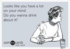 Let's drink about it! | FollowPics
