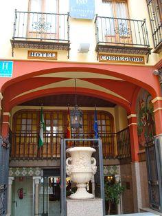 Hotel Corregidor, Séville © Aurélie Fauré