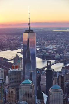 One World Trade Center, New York, 2014 - SOM - Skidmore Owings & Merrill LLP
