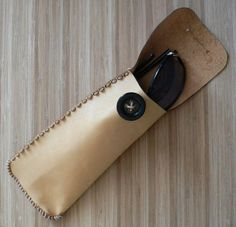 DIY Bag Sunglasses Case DIY Leather eyeglasses case DIY Bag Sunglasses Case