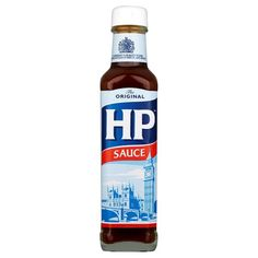 HP Sauce or brown sauce as we always called it.