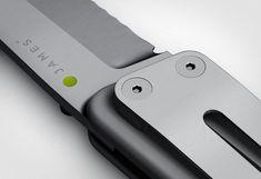 Id Design, Smart Design, Tool Design, Design Trends, Cool Knives, Innovation, Cool Tools, Design Reference, Industrial Design