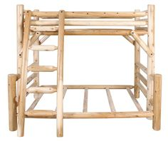 Take a look at these effective approaches for a loft bed space Twin Full Bunk Bed, Cool Bunk Beds, Bunk Beds With Stairs, Small Rooms, Small Apartments, Small Spaces, Lodge Furniture, Attic Bed