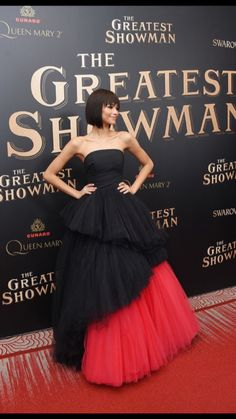 Zendaya at the world premiere of 'The Greatest Showman' 12/8/17