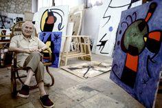 Las mejores obras de Joan Miró para entender el verdadero surrealismo - Cultura Colectiva