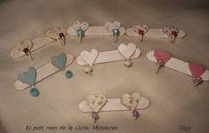 El petit mon de la Lluna. Miniatures.