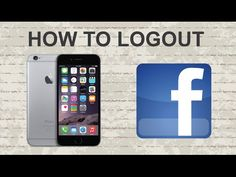 How to logout on Facebook mobile app - (More Info on: http://LIFEWAYSVILLAGE.COM/videos/how-to-logout-on-facebook-mobile-app/)