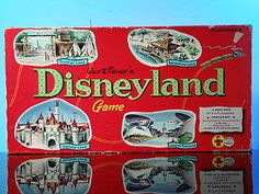 I had one (NOT this) from 70's with pieces that you would place in slots on board that had layout of whole park on it