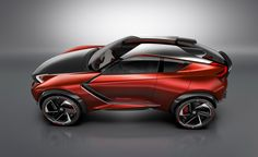 Nissan's Gripz Concept Is A Z-Branded Sports Crossover [50 Pics & Video]