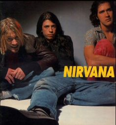 Kurt Dave and Krist | Nirvana