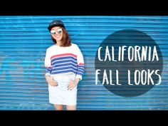 California Fall Outfits - http://www.box-of-fashion.com