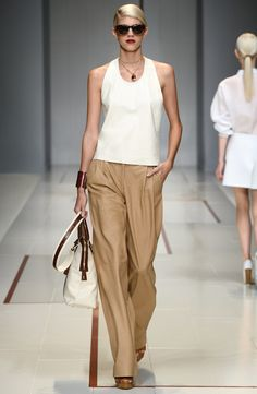 Trussardi Spring/Summer 2015 Womenswear show