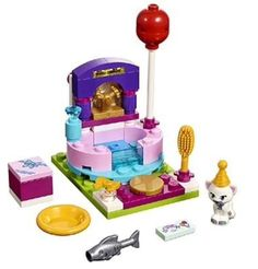 Pet birthday party styling Lego friends set 2016