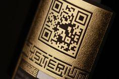 Mysterium Wine // Designed by Spotlight