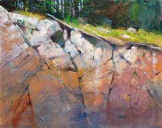 Albert Handell, Rock Ledge