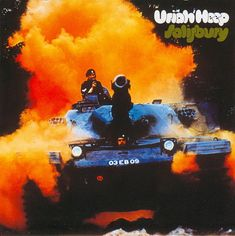 Uriah Heep — 'Salisbury' (Vertigo, 1971) (Full disclosure: I can deal with Roger Chapman's voice, but not David Byron's, for some reason. Dude was like a more operatic Geddy Lee.)