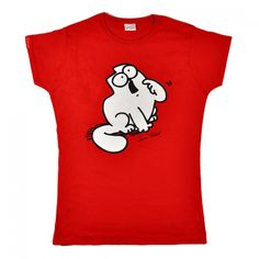 Simon's Cat T-Shirt! I need this, I love that cat.
