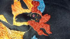 Embroidery - Lou McGill Creative Work