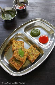 Kothimbir Vadi is basically fritters made up of Coriander leaves using besan(chickpea flour). Veg Recipes, Spicy Recipes, Baby Food Recipes, Vegetarian Recipes, Cooking Recipes, Bread Recipes, Recipies, Cake Recipes, Easy Indian Recipes