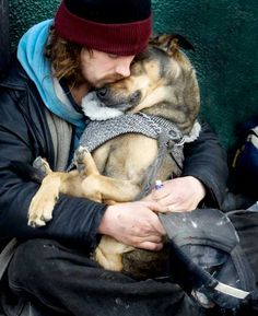 unconditional love! the best love. so sweet