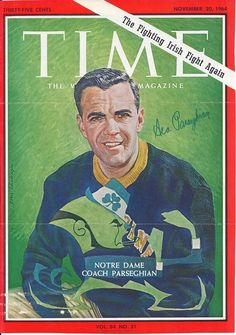 A cover gallery for Time Nd Football, College Football Players, Oregon Ducks Football, Notre Dame Football, Ohio State Football, American Football, Baseball, Irish Fans, Go Irish