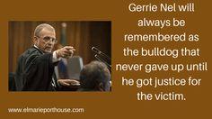 Gerrie Nel Got His Man - Oscar Pistorius Guilty of Murder!
