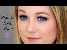 Unicorn Pixie Dust | A Purple Makeup Tutorial