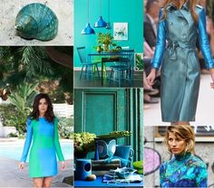 king green with blue 2013 dress ideas