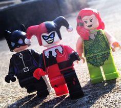-Gotham City Sirens- #Lego #Legogram #BrickCentral #BrickNetwork #TFOL #Legophotography #Finntoybox #LegoDC #HarleyQuinn #Catwoman #PosionIvy #ClassicHarleyQuinn #GiveHarleyhercowlback #DC #DCComics #Harican4Life #InternationalWomensDay by legoerican557
