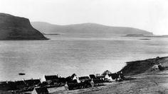 Tour Scotland Photographs: Old Photograph Waternish Isle Of Slye Scotland