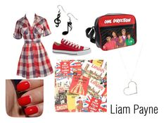 """""""Liam Payne"""" by gabriella-butcher ❤ liked on Polyvore featuring art"""