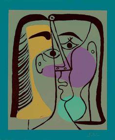 Pablo Picasso - Gran Cabeza