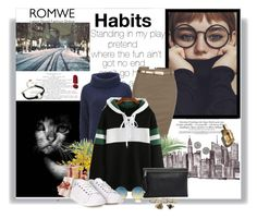 """""""Hábitos"""" by railda-pereira ❤ liked on Polyvore featuring NOVICA, Great Plains, LE3NO, NDI, adidas, D&G, Chanel, Nadri and vintage"""