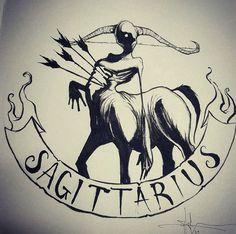 Cette série d'illustrations présentent les différents signes du zodiaque comme s'ils étaient des monstres terrifiants.