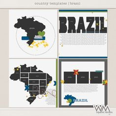 Country Templates - Brazil