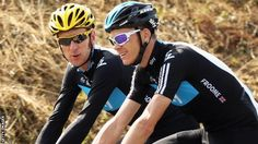 Chris Froome focused on Bradley Wiggins at Tour de France Chris Froome believes he can win the Tour de France in the future but will continue to help team-mate Bradley Wiggins in this year's race. Sparta Prague, Mo Farah, Bradley Wiggins, Chris Froome, The Guardian, Bicycle Helmet, Olympics, Cycling, Chelsea