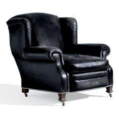 Artist's Chair - Chairs / Ottomans - Furniture - Products - Ralph Lauren Home - RalphLaurenHome.com
