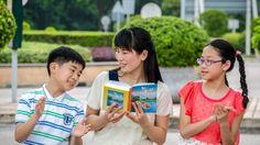 受中國傳統思想的影響,我也和很多父母一樣:「望子成龍,望女成鳳」。