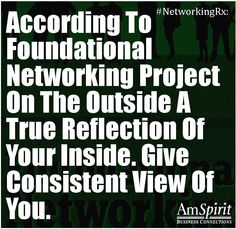 #NetworkingRx: How have you been tempted to be something you are not?