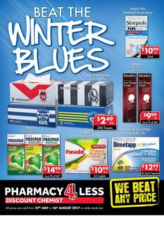 Throat Spray, Internet Router, 16 August, Weekly Specials, Do You Know What, Pharmacy, Catalog, Blues, Retail