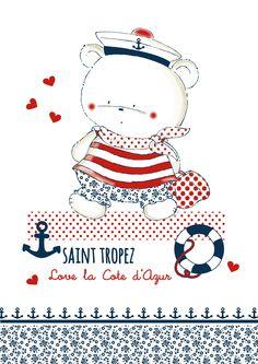 :) Baby Painting, Painting For Kids, Fabric Painting, Bear Cartoon, Cartoon Pics, Cute Cartoon, Kids Prints, Baby Prints, Cute Images