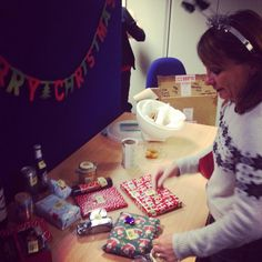 #ChristmasJumperDay #SavetheChildren Raising Money For Charity, How To Raise Money, Yummy Treats, Gift Wrapping, Gifts, Gift Wrapping Paper, Presents, Wrapping Gifts, Favors