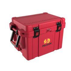 Pelican ProGear Coolers 45 Qt. Rotomolded Cooler Color: Red