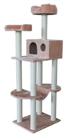 Features:  -Gives your cats their own area to call home.  -Great for multiple…