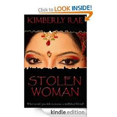 FREE KINDLE BOOK on BLACK FRIDAY!!!!   Amazon Bestselling Christian suspense/romance, Stolen Woman  Please pass the word!