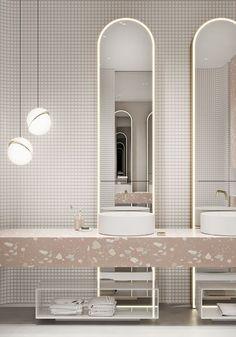 Tendência Granilite voltou com tudo! | Projetos Criativos Blog| Veja inspirações de granilite no banheiro, na bancada da cozinha, granilite no chão...e muito mais! #tendeciagranilite #granilitecozinha #granilitebanheiro #granilitesala #granilitefulget #graniliteexterno #granilitecomofazer #graniliteparede #granilitebancada #granilitemarmorite #granilitelavabo