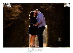 Engagement Session at Duke Farms | Jarrett and Tara